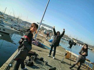 岸和田漁港!